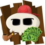 Skull Face - avatar 57