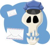 Skull Face - avatar 64