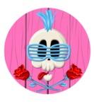 Skull Face - avatar 9