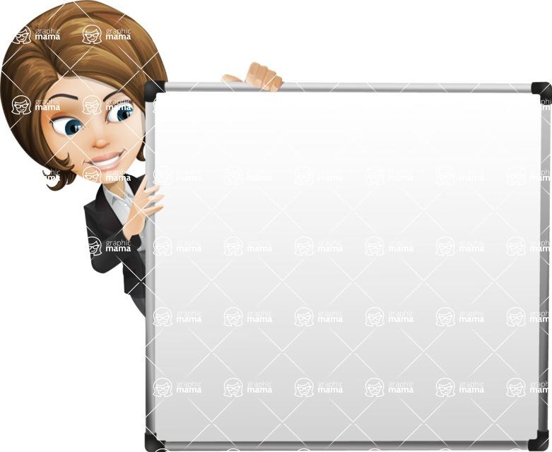 Grace as Lady Suitcase - Presentation5