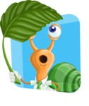 Collin The Snail Ecologist - Shape 3