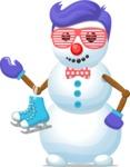 Funky Snowman
