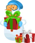 Chillie the Snowman - Gift 2