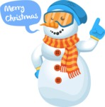 Chillie the Snowman - Merry Christmas