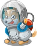 Universe Vectors - Mega Bundle - Dog in a Spacesuit