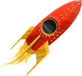 Universe Vectors - Mega Bundle - Rocket 1