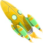 Universe Vectors - Mega Bundle - Rocket 3