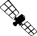 Universe Vectors - Mega Bundle - Satellite Silhouette