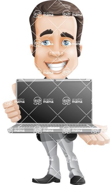 Wilbert Expertise - Laptop