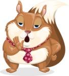 Antonio the Business Squirrel - Bored 2