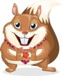 Antonio the Business Squirrel - Show Love