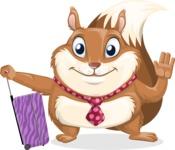 Antonio the Business Squirrel - Travel 1