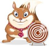 Antonio the Business Squirrel - Target