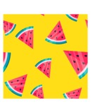 Summer Vector Graphics - Mega Bundle - Colorful Vector Watermelon Pattern