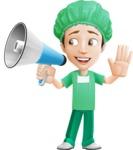 Dr. Henry Scalpel - Loudspeaker