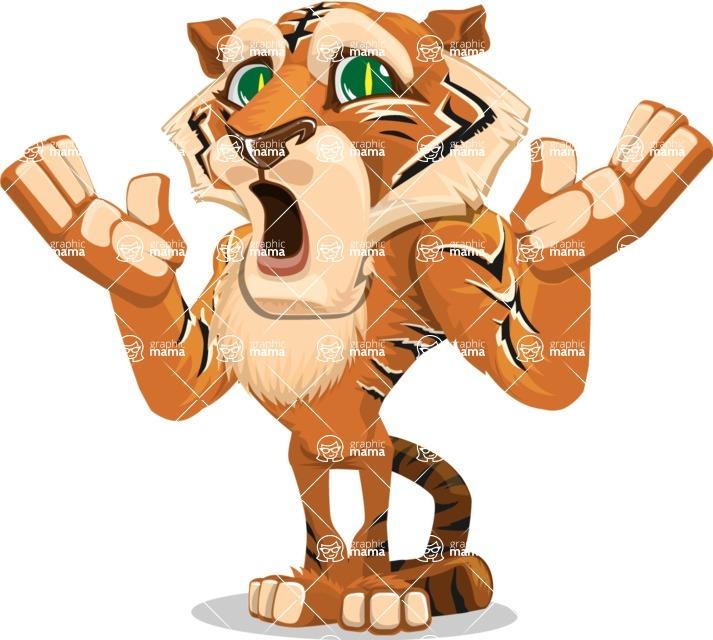 Tiger Bone - Shocked
