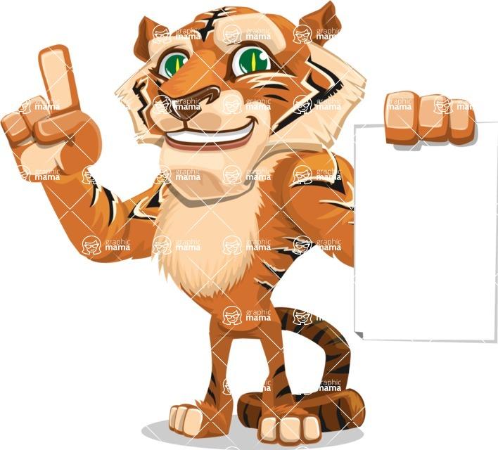 Tiger Bone - Sign 2