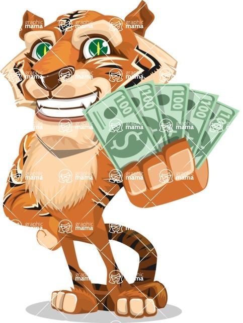 Tiger Bone - Show me the Money