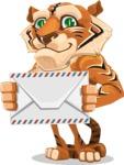 Tiger Bone - Letter