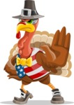 Jonathan Turkey the Patriot - Stop 2