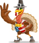 Jonathan Turkey the Patriot - Hello