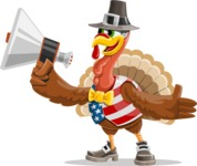Jonathan Turkey the Patriot - Loudspeaker