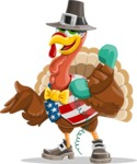 Jonathan Turkey the Patriot - Support