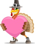 Jonathan Turkey the Patriot - Love