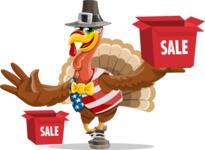 Jonathan Turkey the Patriot - Sale 1