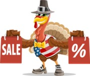 Jonathan Turkey the Patriot - Sale 2