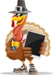 Jonathan Turkey the Patriot - iPad 1