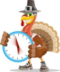 Jonathan Turkey the Patriot - Time is yours