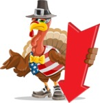 Jonathan Turkey the Patriot - Pointer 3