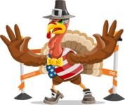 Jonathan Turkey the Patriot - Under Construction
