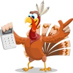 Snoody the Native Turkey - Calculator