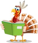 Snoody the Native Turkey - Book 1