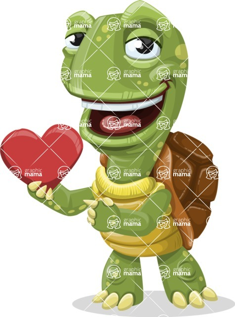 Juan the Joyful Turtle - Show Love