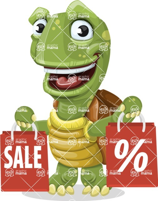 Juan the Joyful Turtle - Sale 2