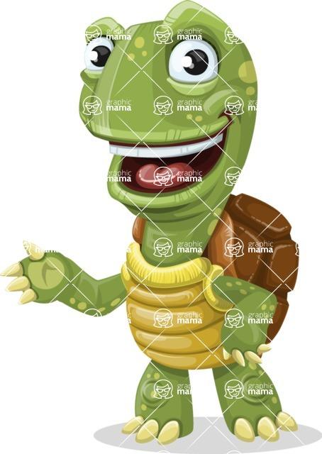 Juan the Joyful Turtle - Showcase 2