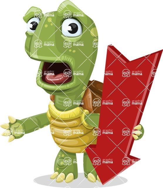 Juan the Joyful Turtle - Pointer 3