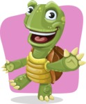 Juan the Joyful Turtle - Shape 6