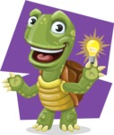 Juan the Joyful Turtle - Shape 8