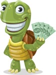 Juan the Joyful Turtle - Show me  the Money