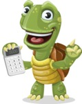 Juan the Joyful Turtle - Calculator
