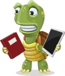 Juan the Joyful Turtle - Book and iPad