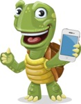 Juan the Joyful Turtle - iPhone