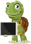 Juan the Joyful Turtle - iPad 2