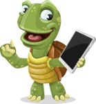 Juan the Joyful Turtle - iPad 3