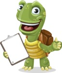Juan the Joyful Turtle - Notepad 1