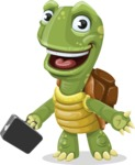 Juan the Joyful Turtle - Briefcase 1